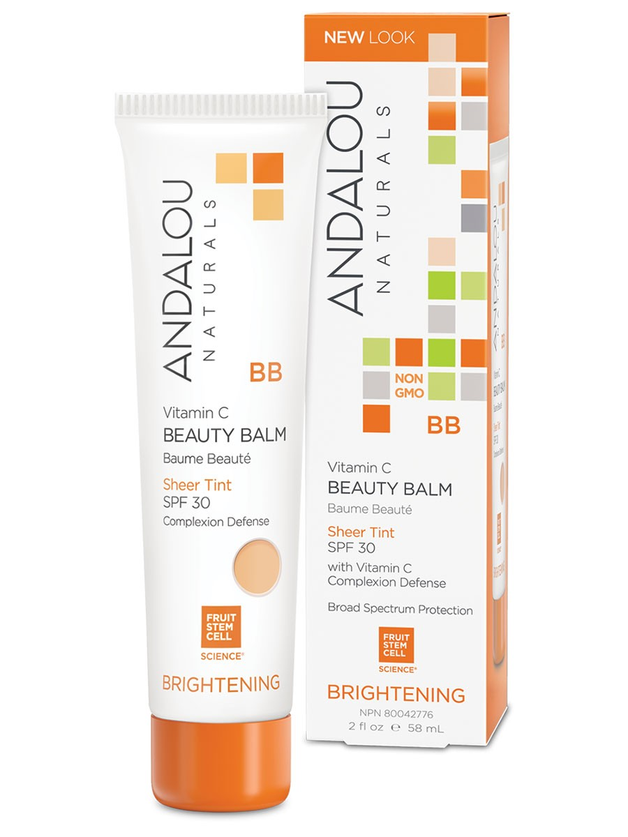 All in One BB Beauty Balm Sheer Tint SPF 30