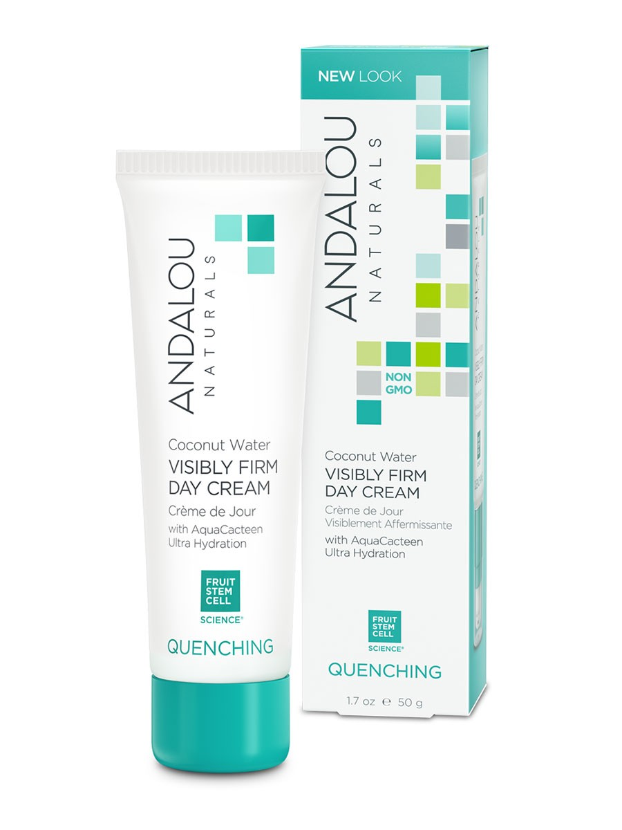 Coconut Water Visibly Firm Day Cream