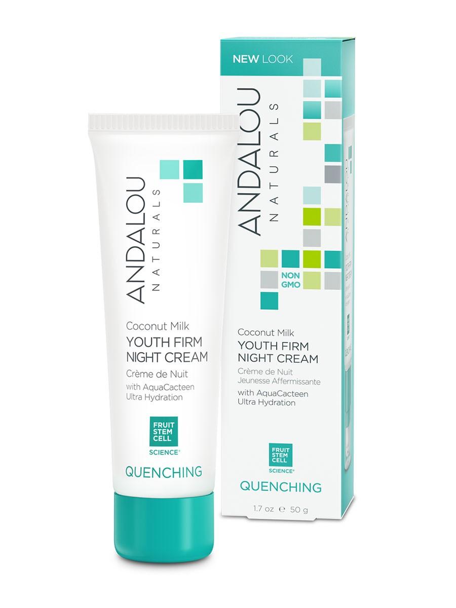 Coconut Milk Youth Firm Night Cream