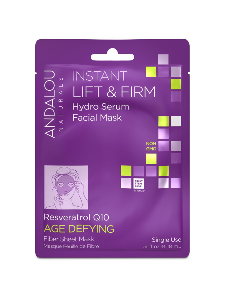 Instant Lift & Firm Hydro Serum Facial Mask