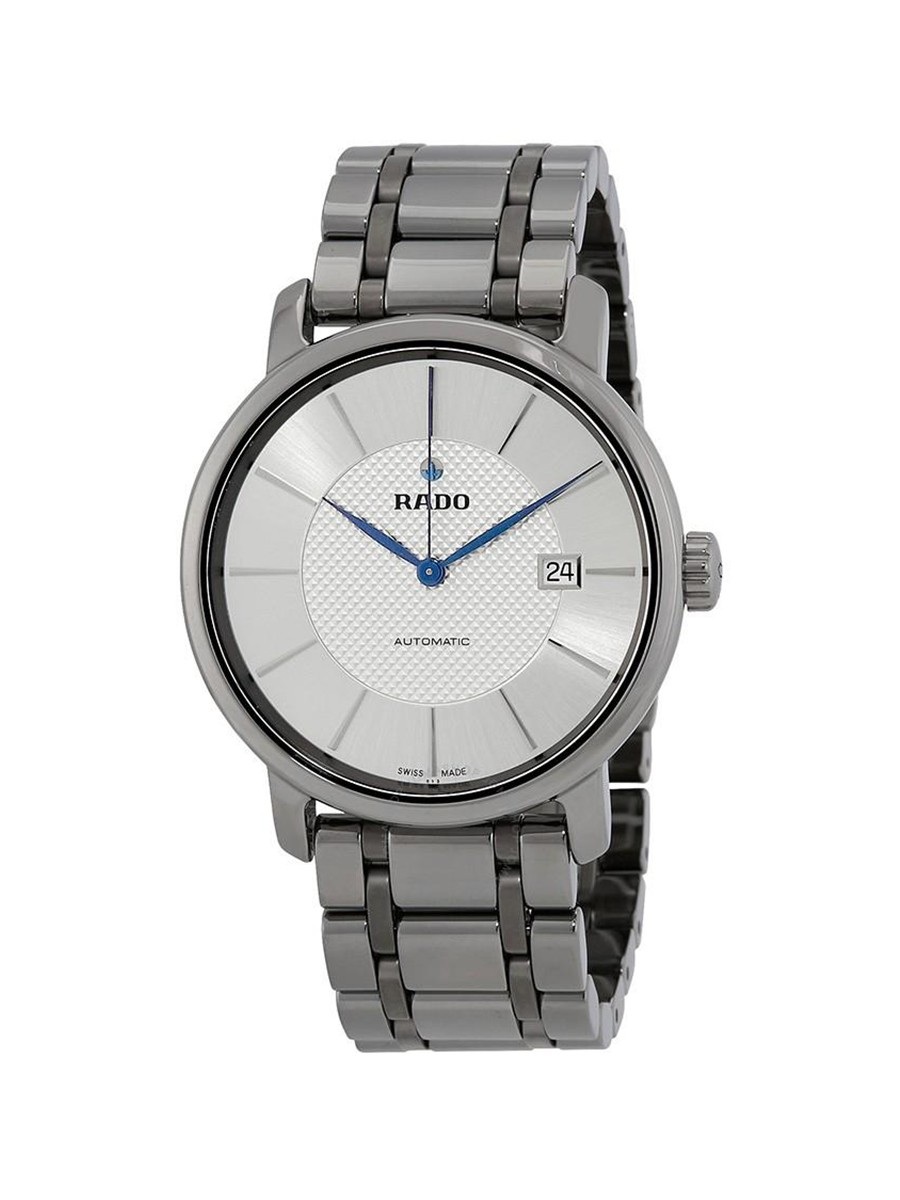 Rado DiaMaster XL Silver Dial Automatic Men Watch