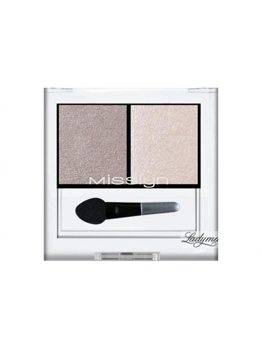 MISSLYN HIGH SHINE DUO EYESHADOW 61