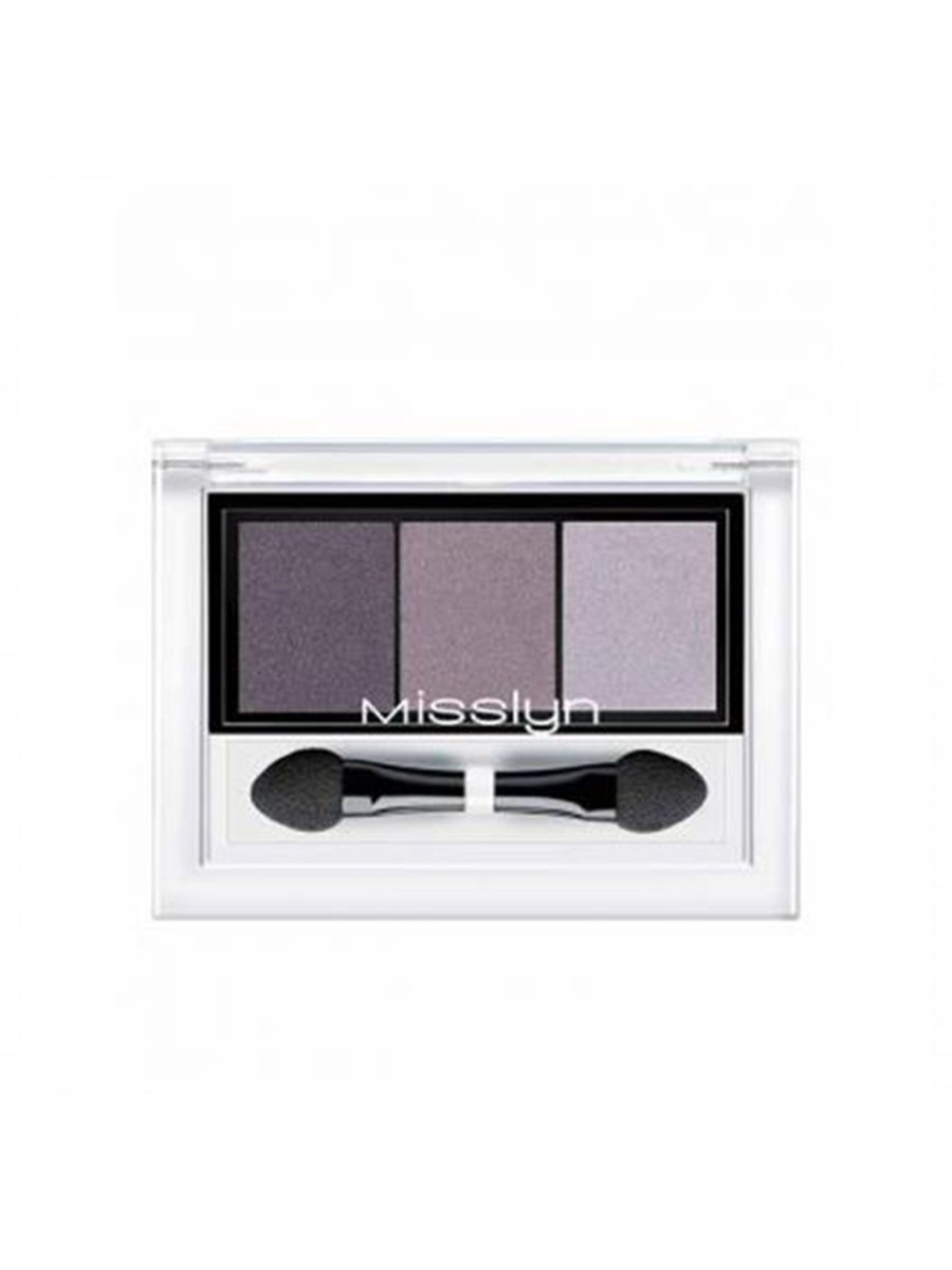 MISSLYN HIGH SHINE TRIO EYESHADOW 17