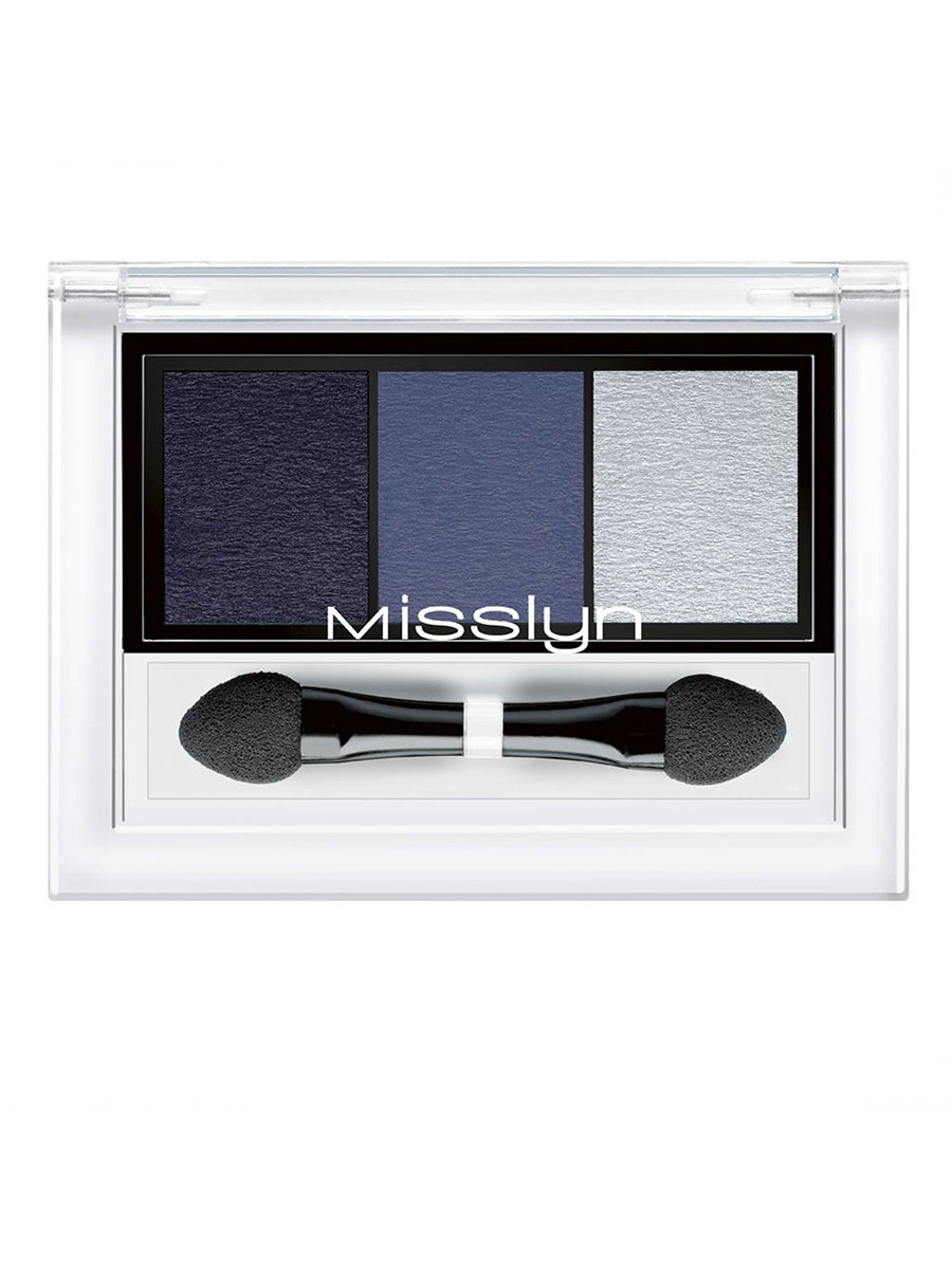 MISSLYN HIGH SHINE TRIO EYESHADOW 46