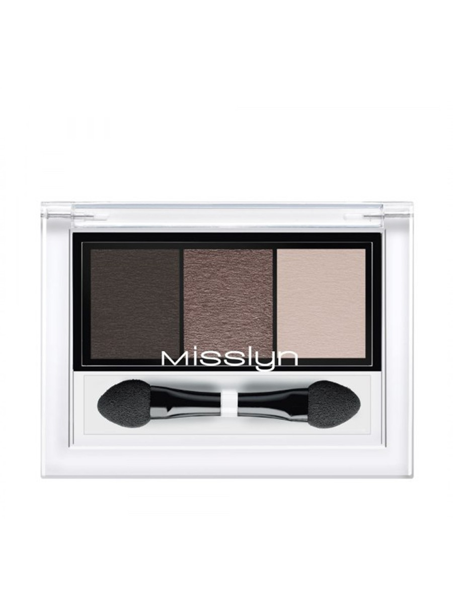 MISSLYN HIGH SHINE TRIO EYESHADOW 13