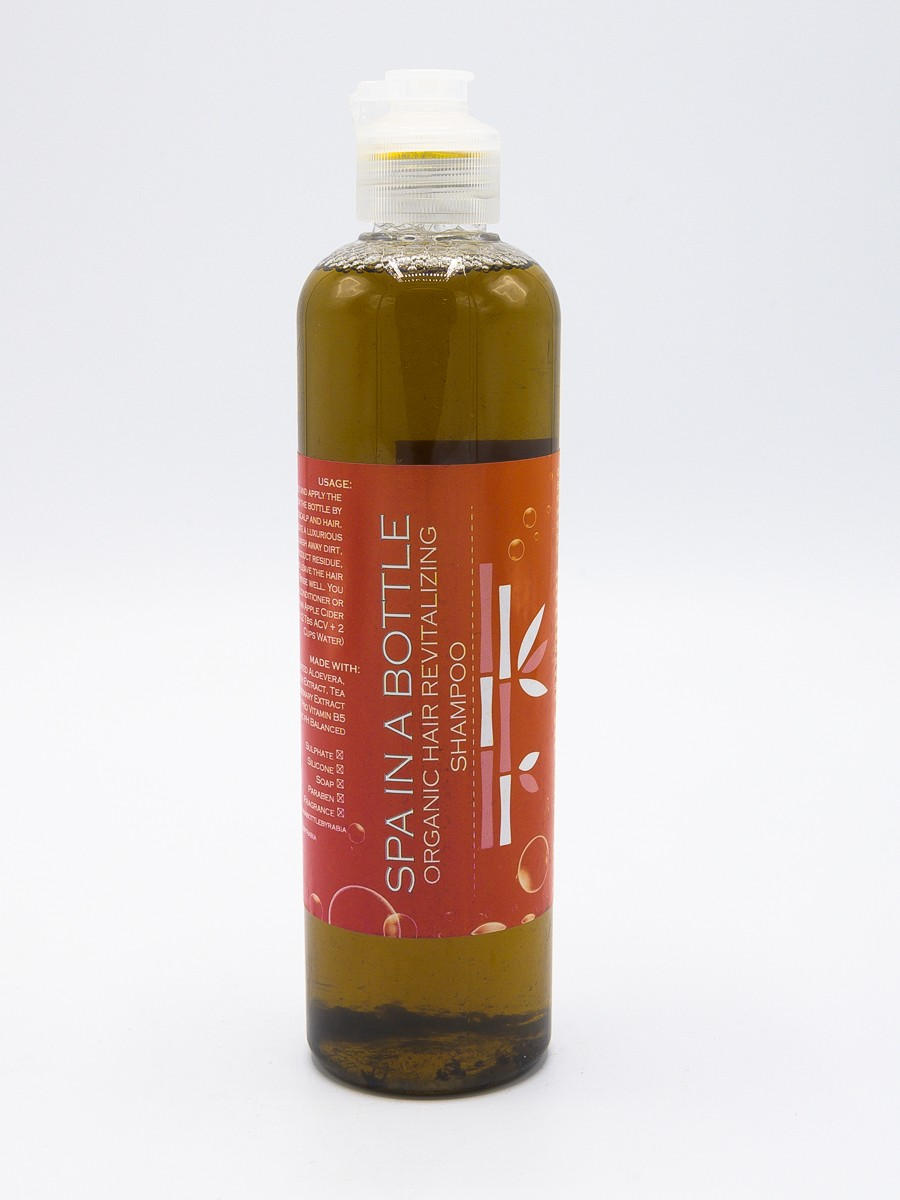 Organic Hair Revitalizing Shampoo