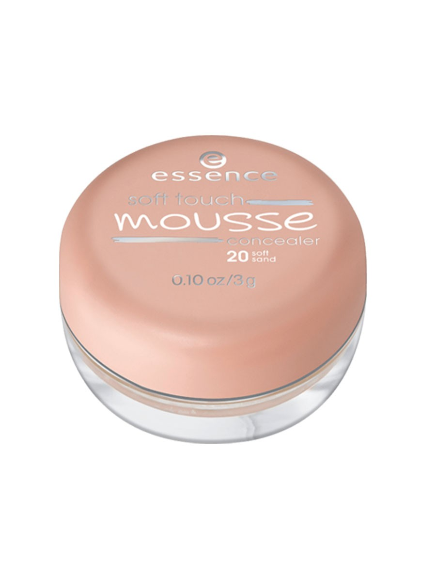 ESSENCE SOFT TOUCH MOUSSE CONCEALER 20