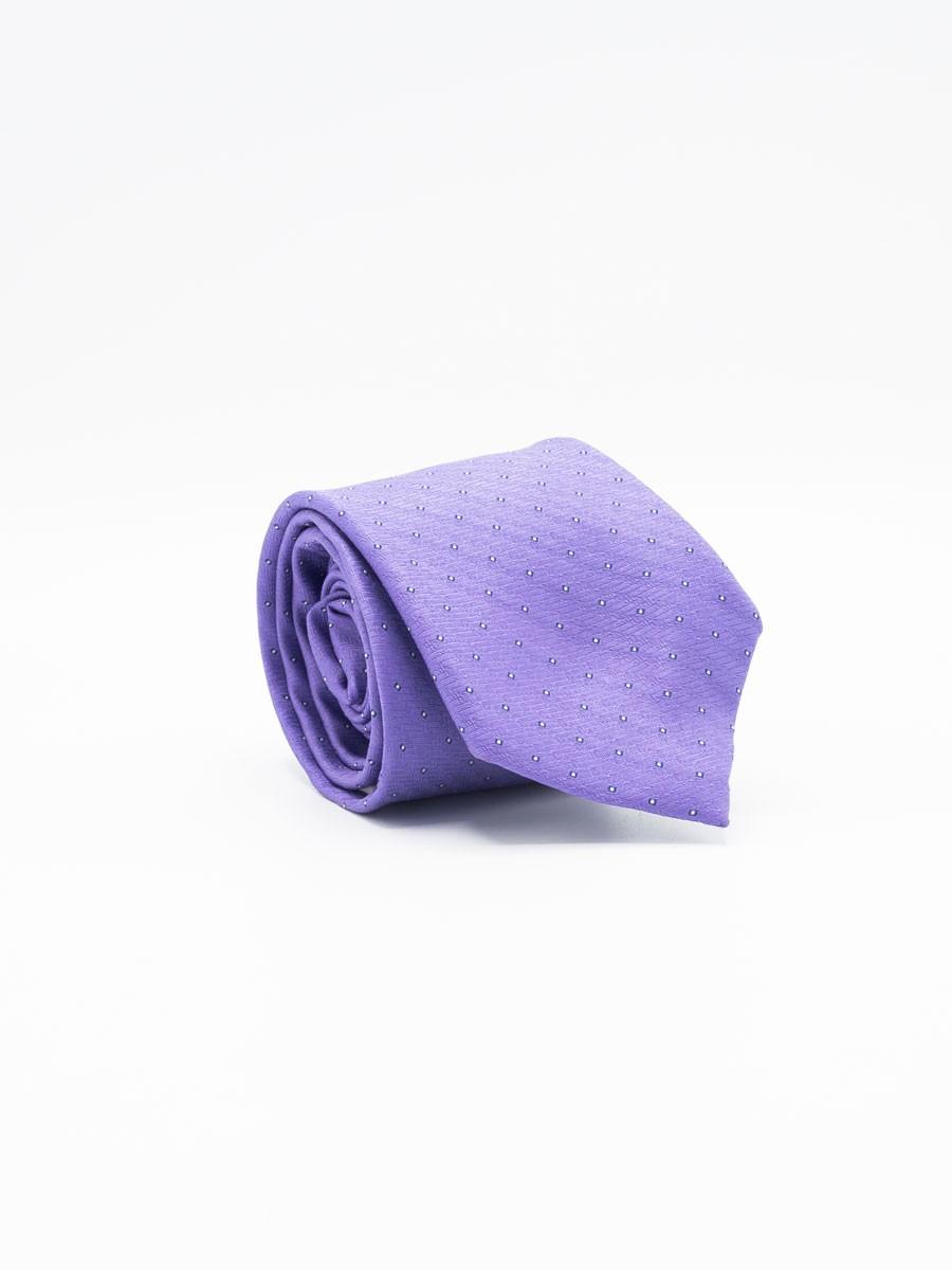 Textured Allover Dot Tie