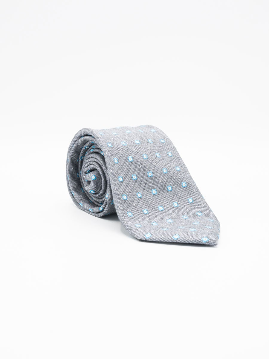 Premium Light Dots Tie