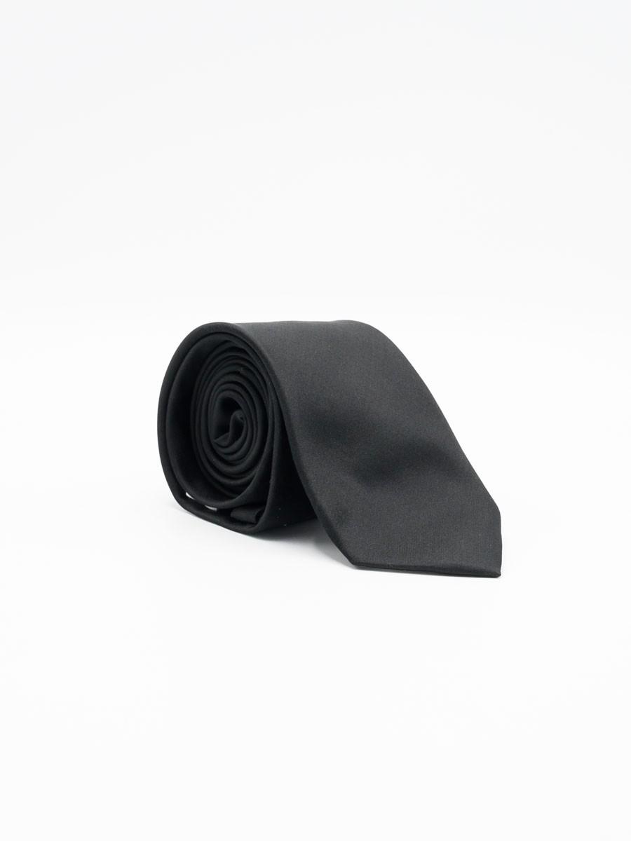 MOLTEN PLAIN Microfibre Polyester TIE