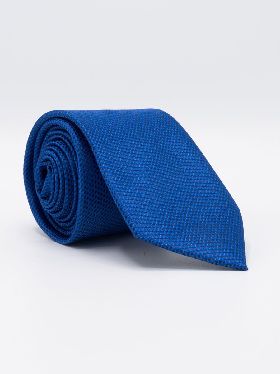 Men's Diamond-pattern Jacquard Necktie