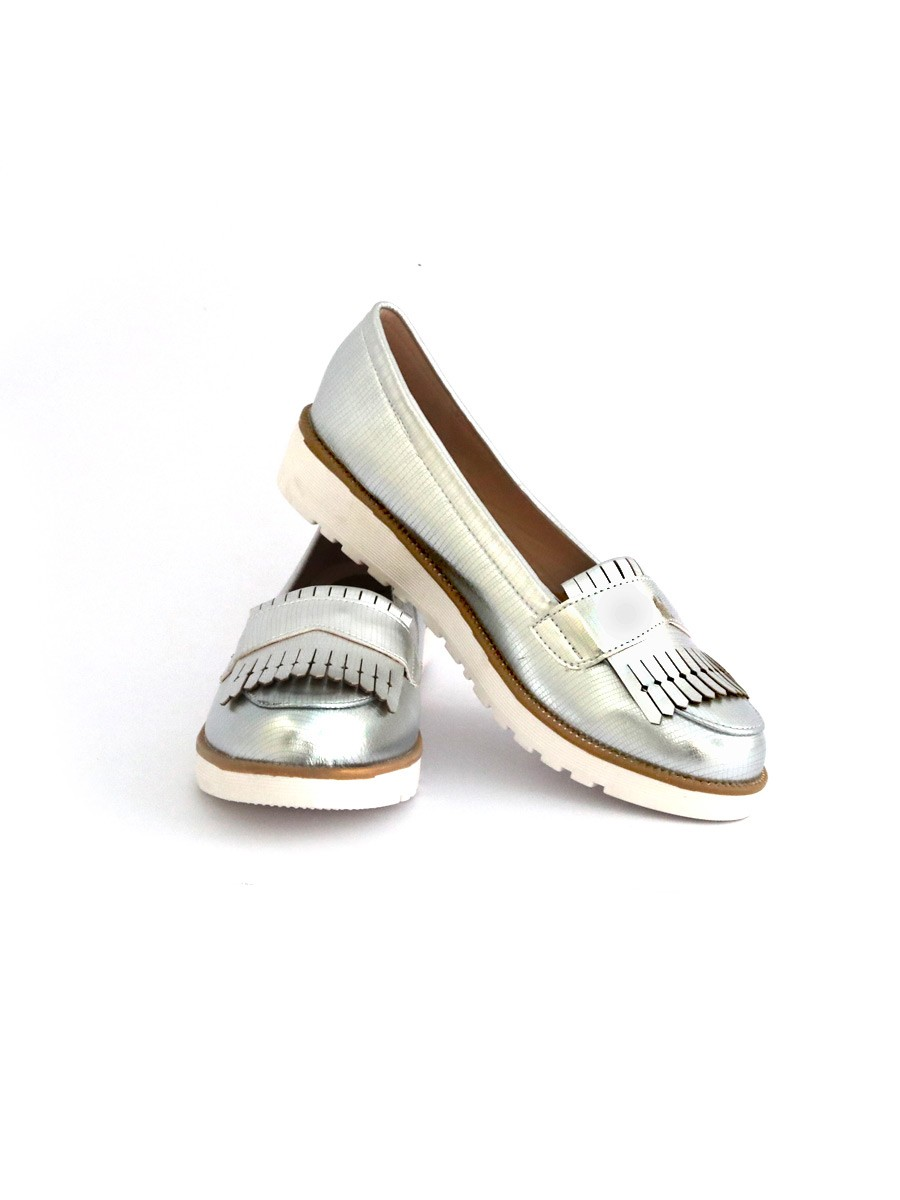 FRINGES SLIPONS