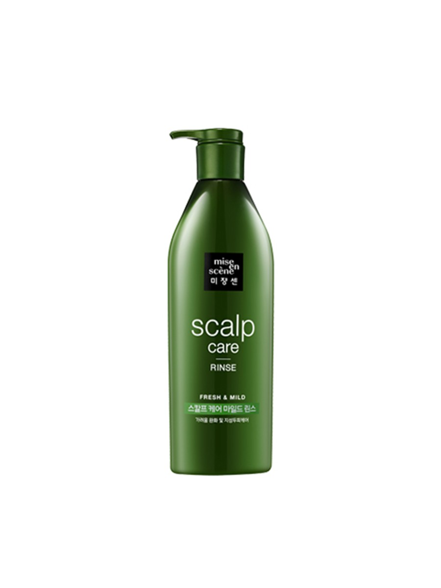 Misen En Scene Scalp Care Rinse