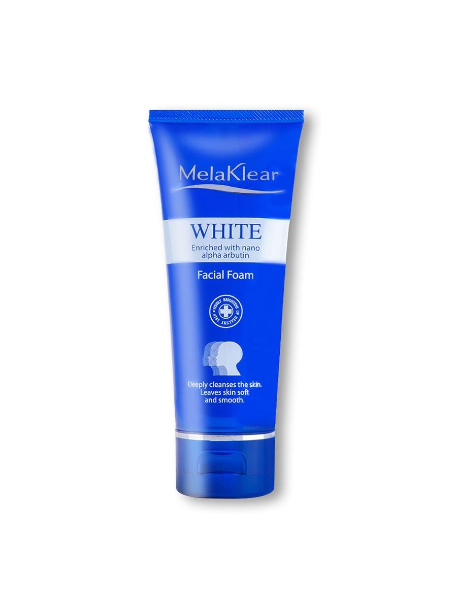 Mistine Melaklear White Facial Foam
