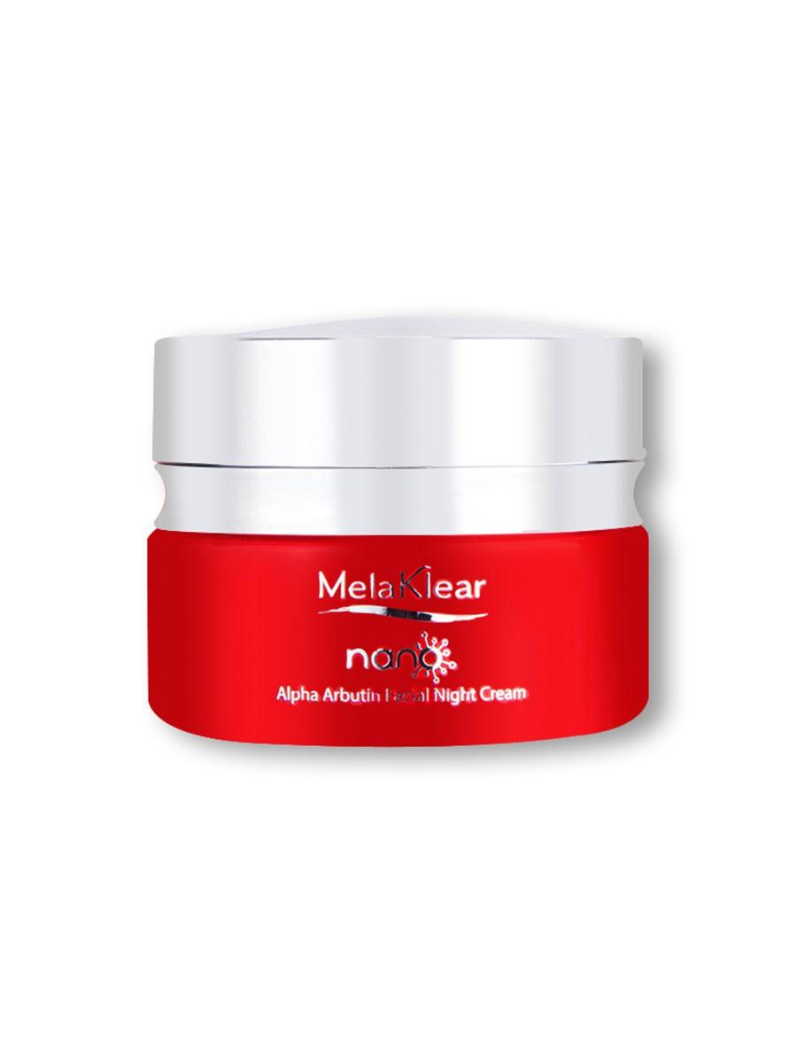 Mistine Melaklear Nano Alpha Arbutin Facial Night Cream