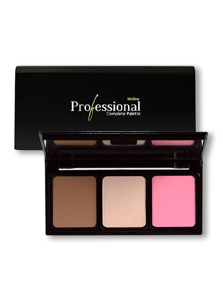 Mistine Professional Complete Pallete (Pink)