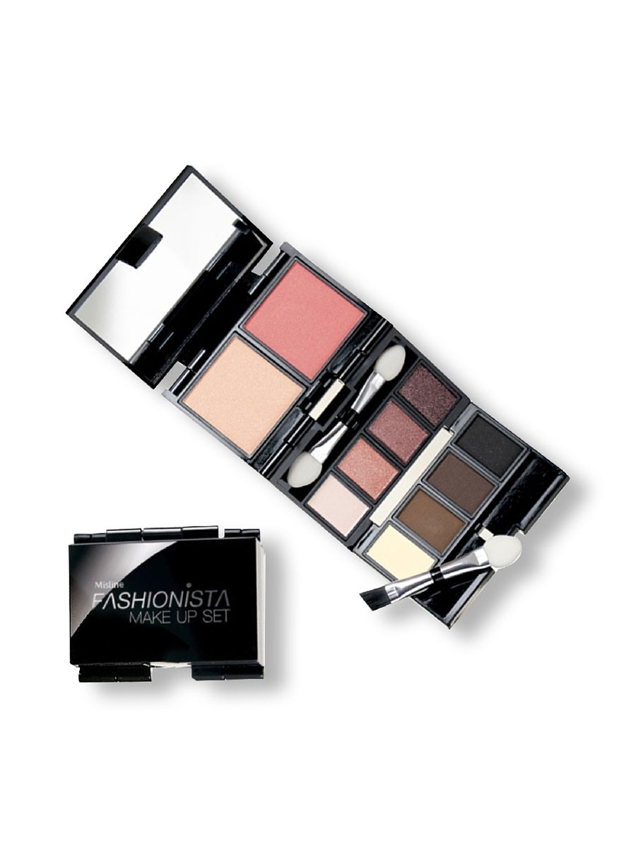 Mistine Fashionista MakeUp Set (01 Pink)