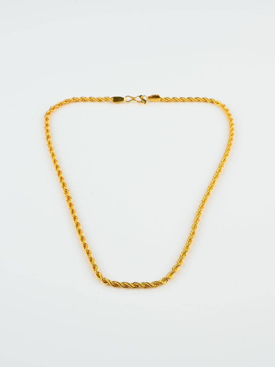 Creative Gold Plated Chain