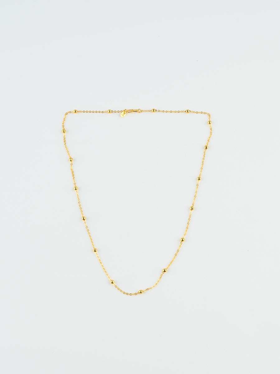 Charming Gold Plated Chain