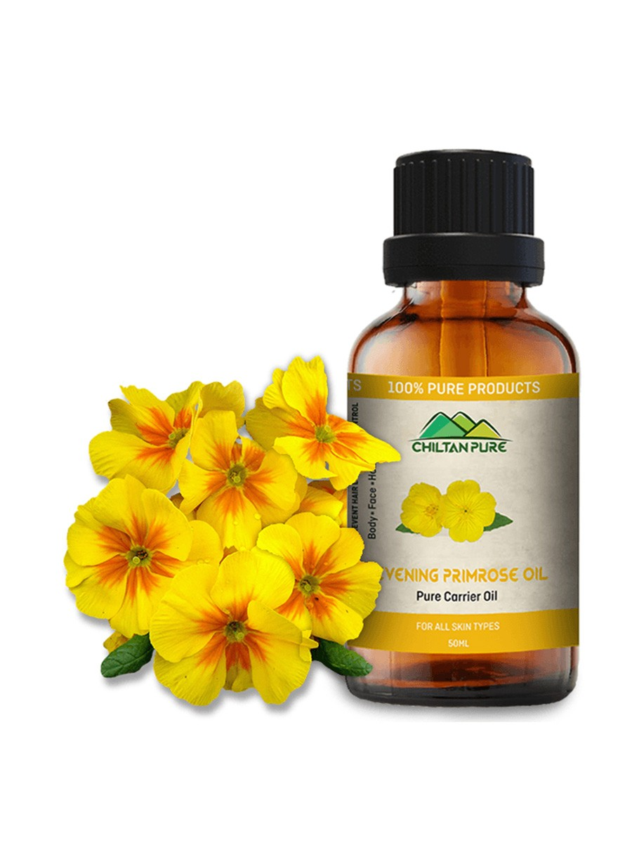Evening Primrose Oil (cold-pressed)
