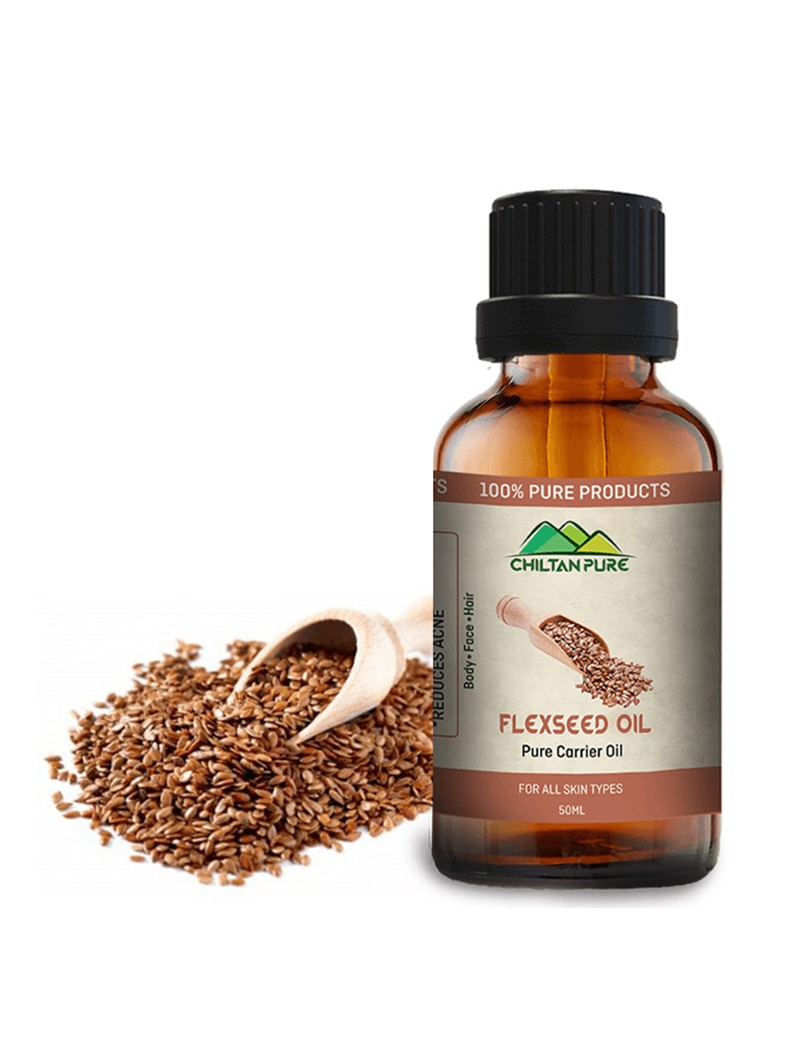Flax seed Oil Cold-Pressed