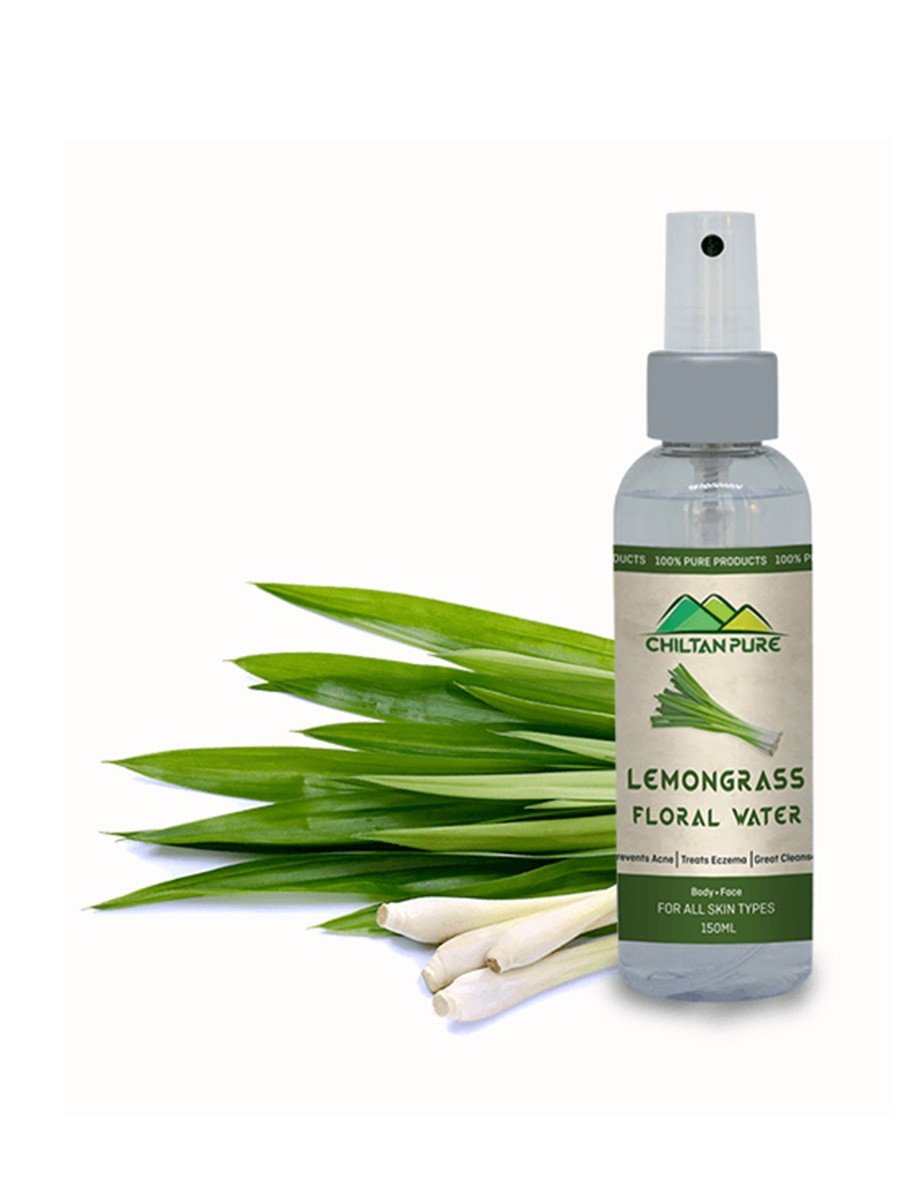 Pure Lemongrass Floral