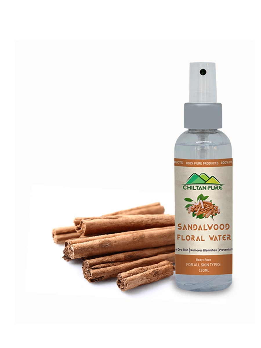 Pure Sandalwood Floral Water