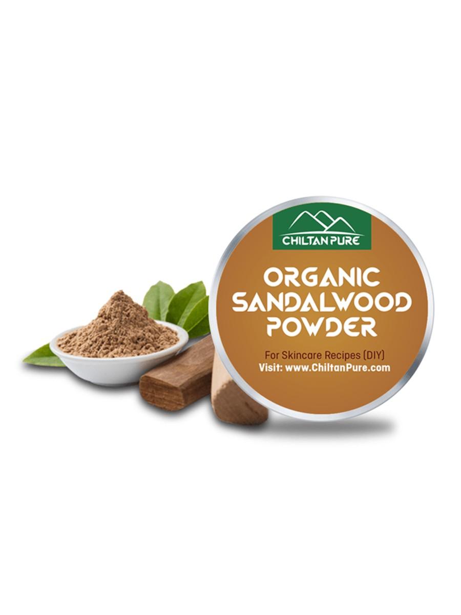 Organic Sandalwood Powder