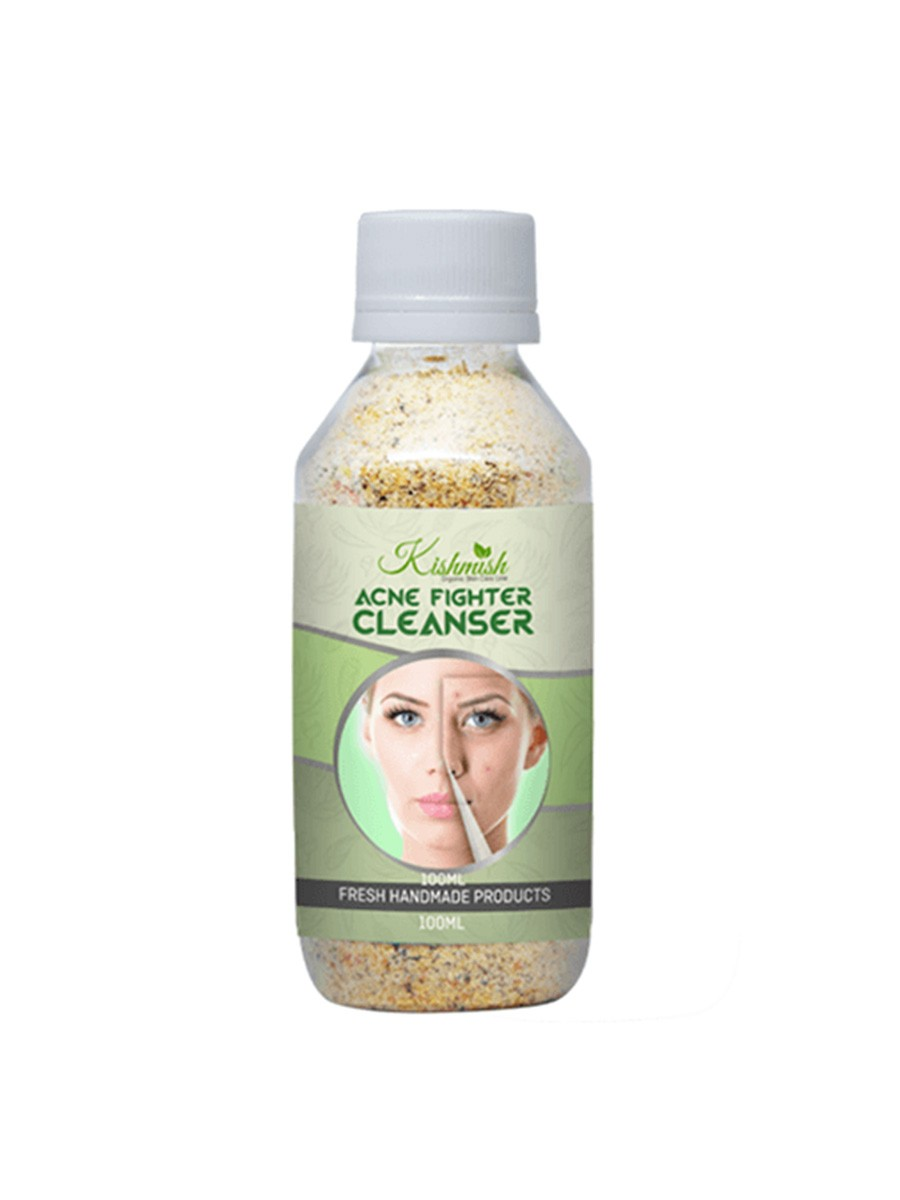 Anti Acne & Pimple Cleanser – Acne Fighter