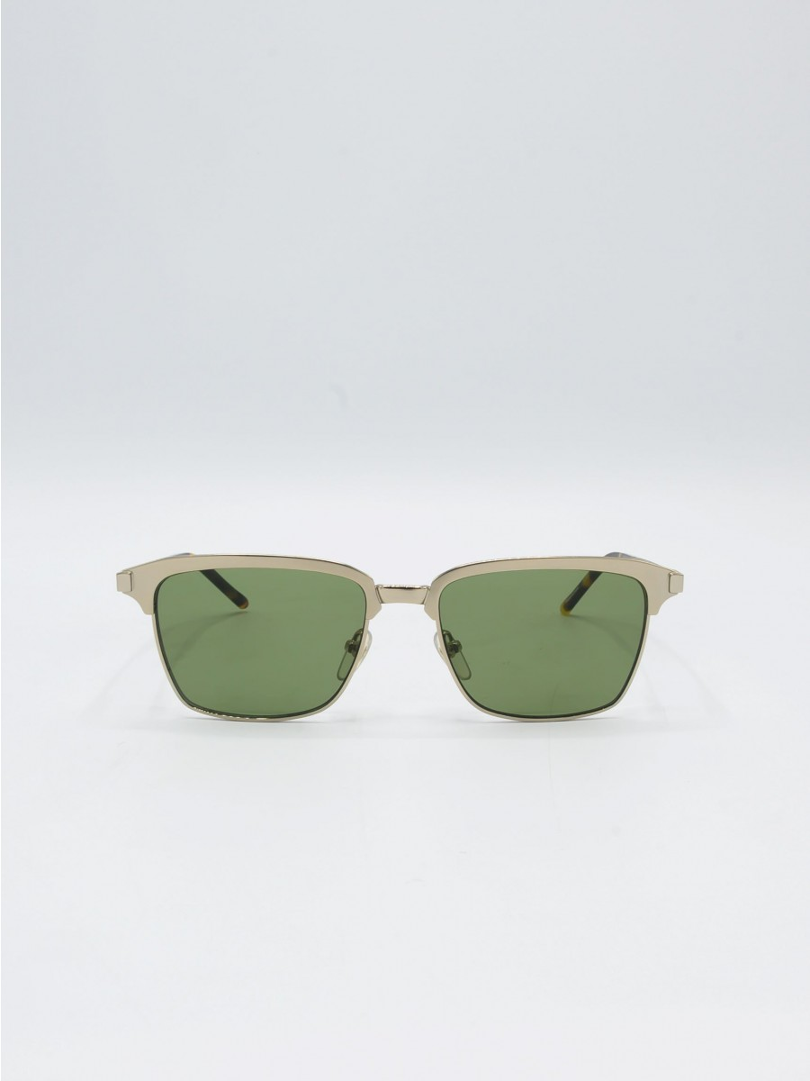 Marc Jacob Gold-Green Sunglasses