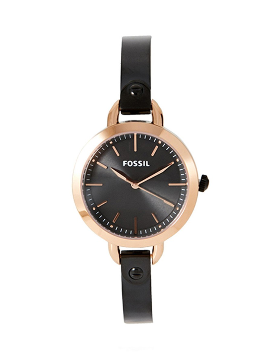 FOSSIL LADIES WATCH - BLACK