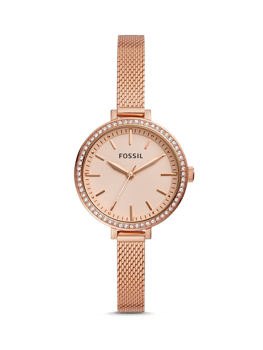 Fossil Gold Watch for Ladies