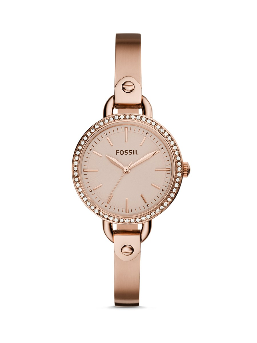 FOSSIL LADIES WATCH - ROSE GOLD
