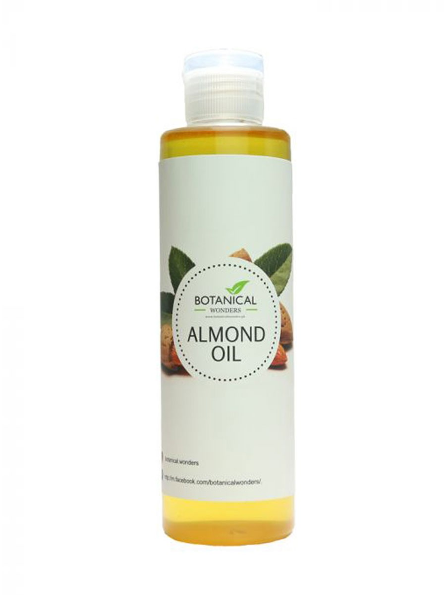 Image result for botanical wonders almond oil