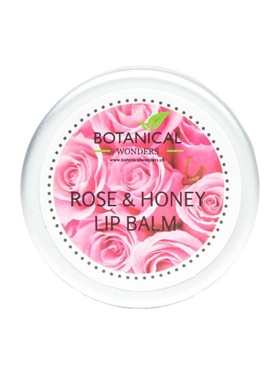 Rose & Honey Lip Balm