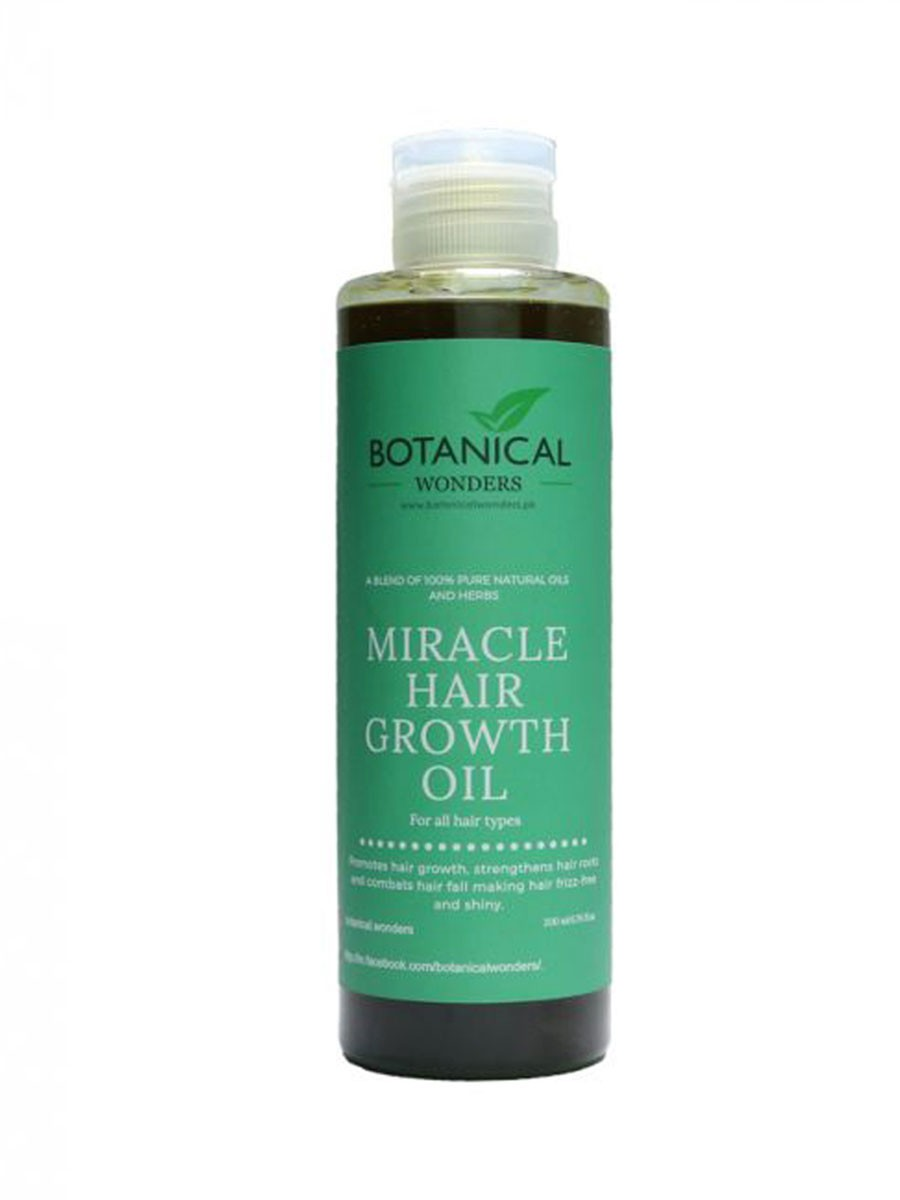 Miracle Hair Growth Oil