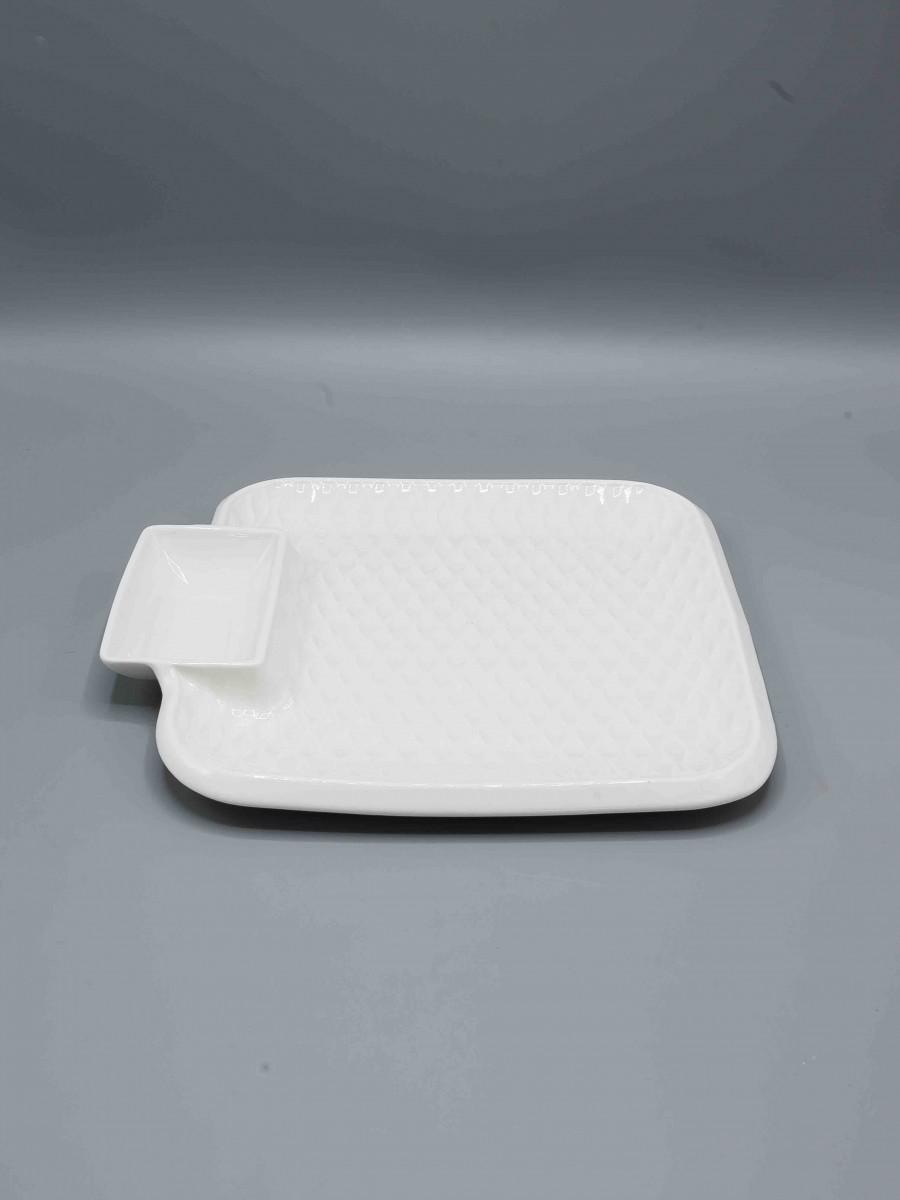 "11"" Dip Plate"