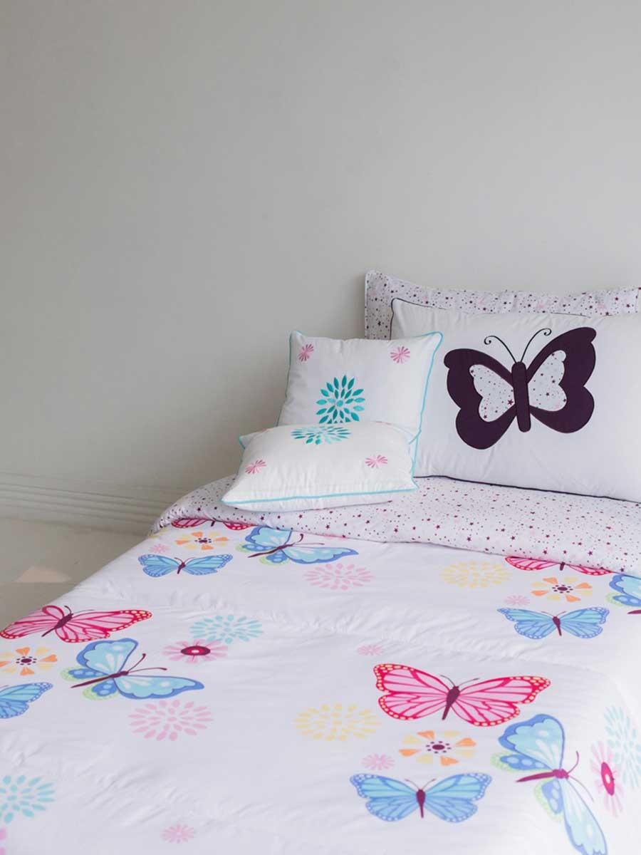 Flutter Serenade 6 Pcs Kids Comforter