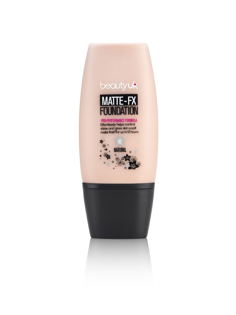 BUK MATTE FX FOUNDATION - NO.2 NATURAL