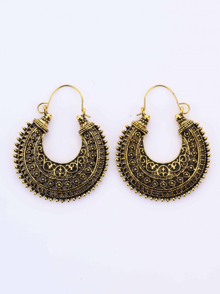 Golden Filigree Bali