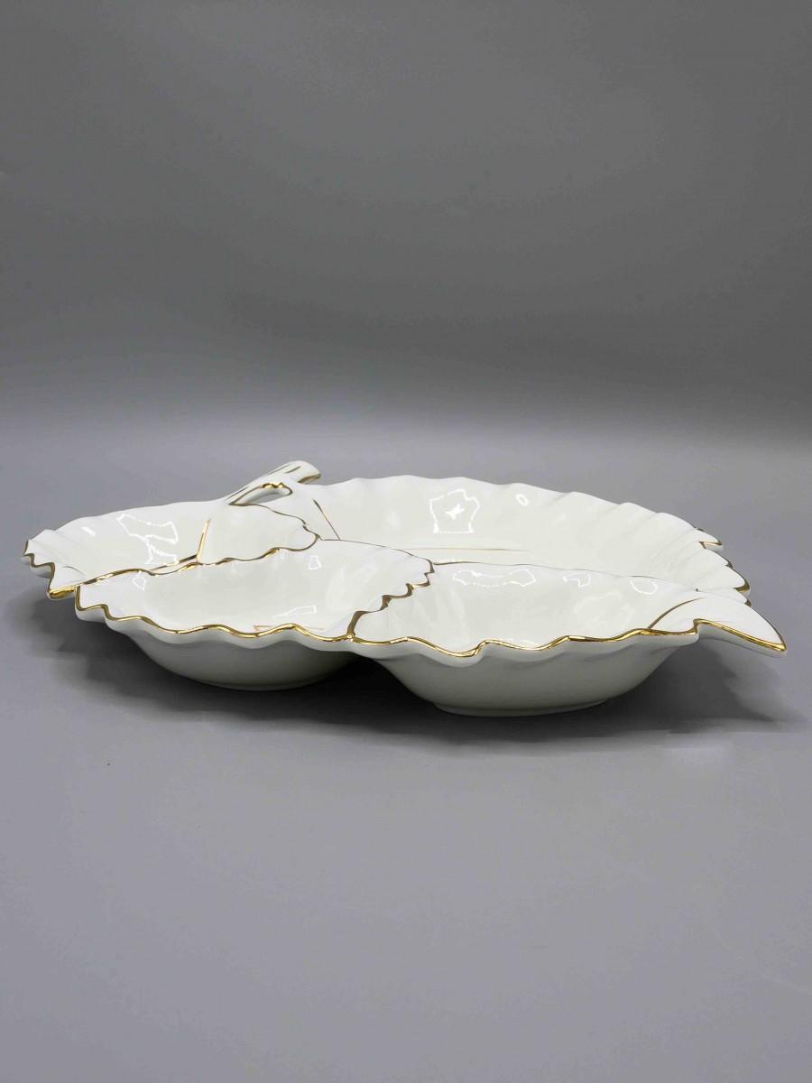 Elegant Palm Dish