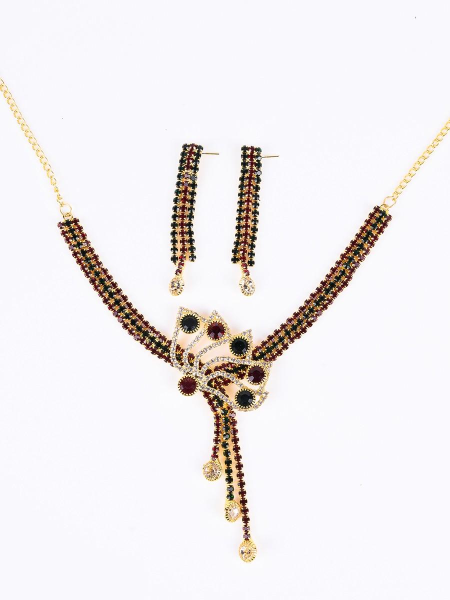 Spectacular Beads Neckalce