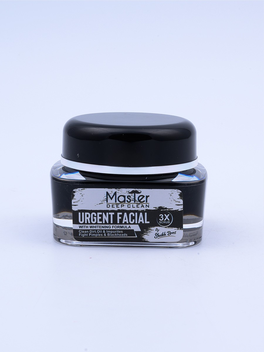 MASTER URGENT FACIAL FOR MEN 40g