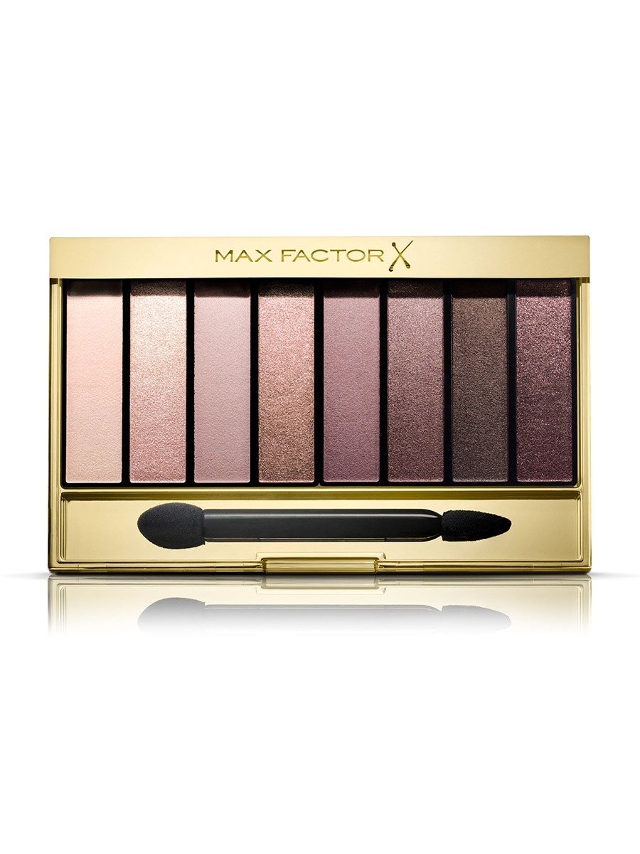 Max Factor Masterpiece Nude Palette, Contouring Eye Shadows, 03 Rose Nudes, 6.5 g