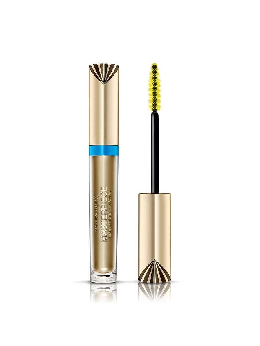 Max Factor Masterpiece High Definition Mascara, Waterproof, 01 Black, 4.5 ml