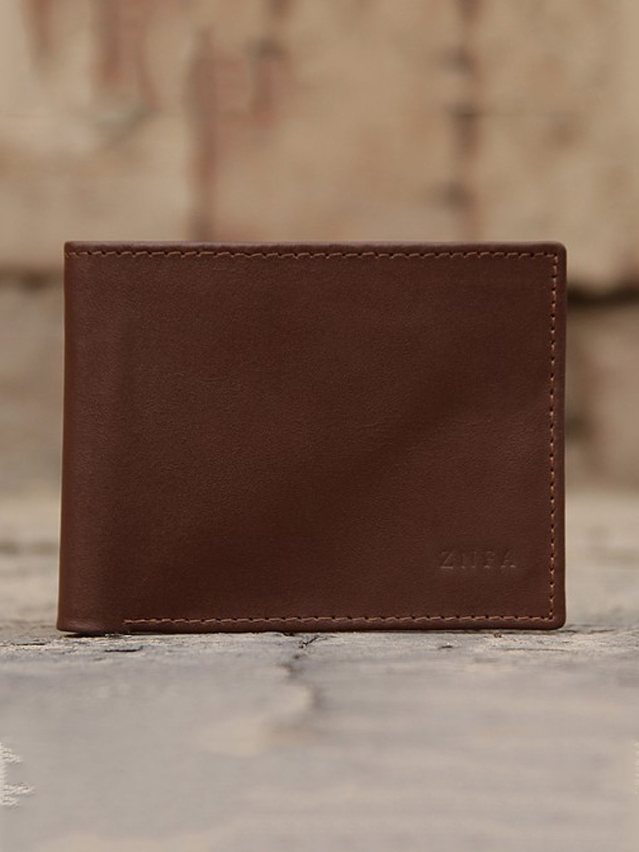 Bi Fold Leather Wallet