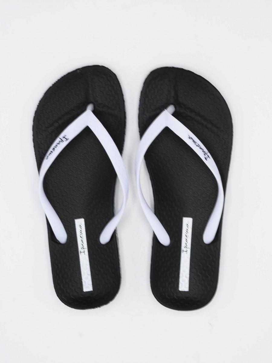 Ipanema Black & White Flip-Flop