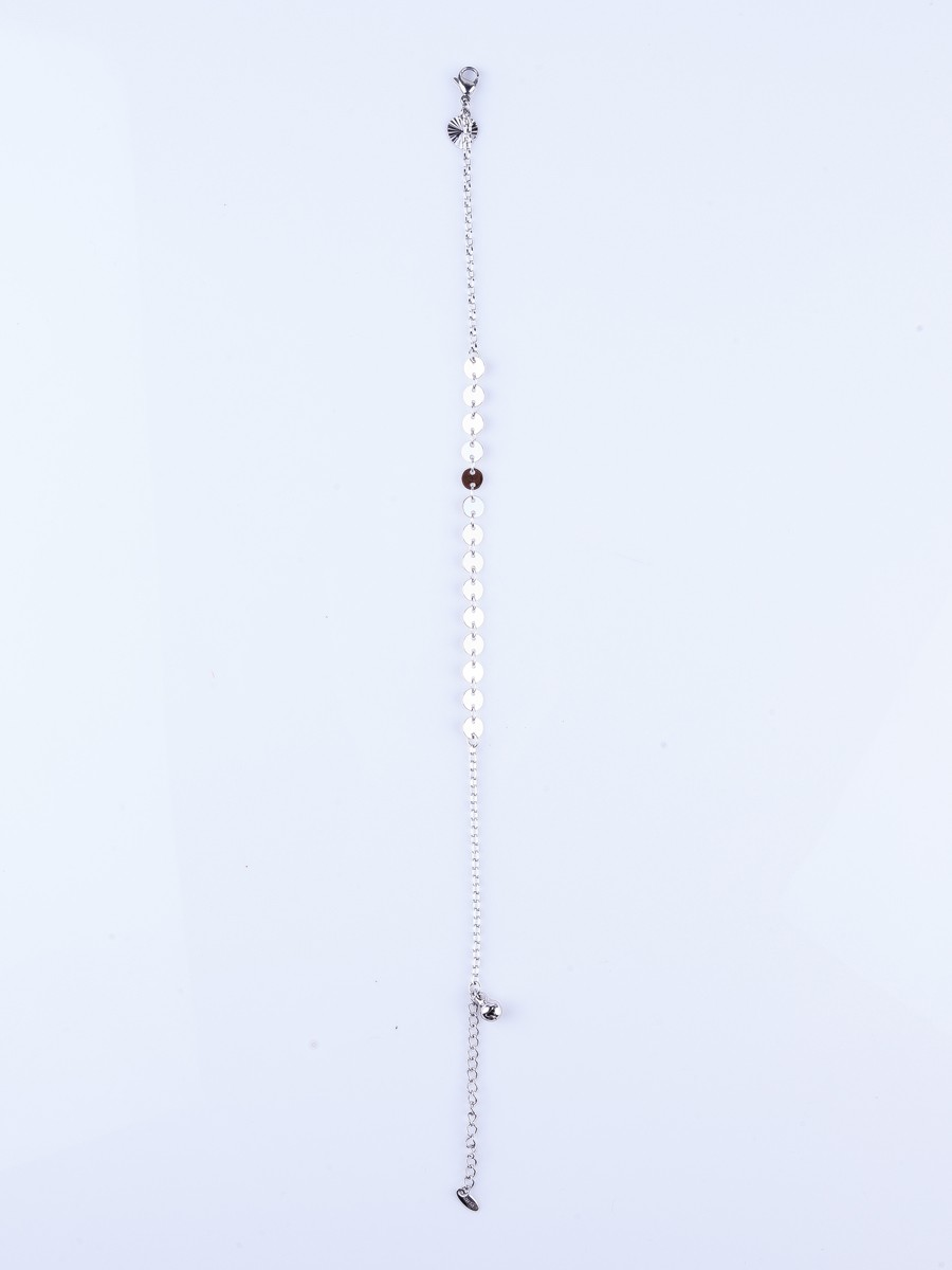 Softone Anklet Silver