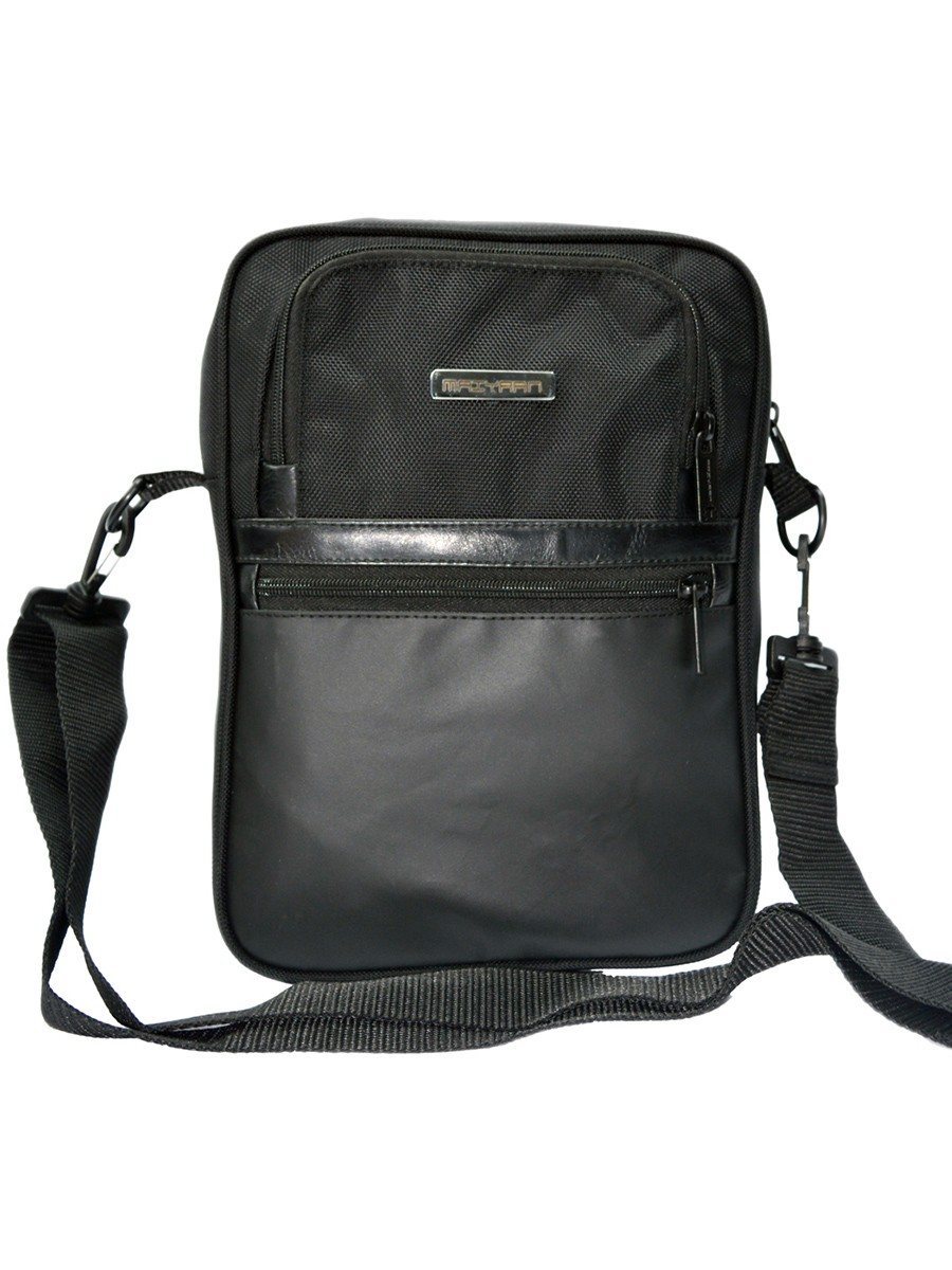 BLACK ORGANIZER TRAVEL TOTE