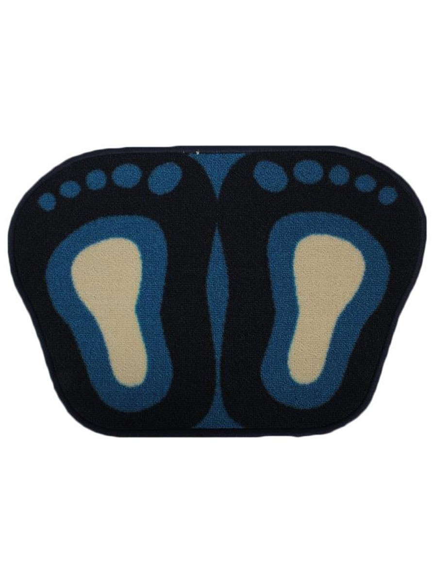 Floor Mat Foot Print 40*60cm